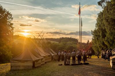 100 LET SKAUTINGU ve Valašském Meziříčí 1919-2019