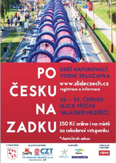 Megaskluzavka - Slide Czech Valmez