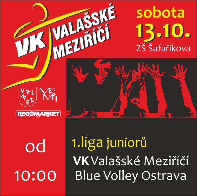 Volejbal - 1.liga juniorů