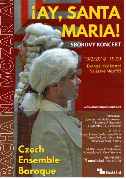 Ay, Santa Maria - Bacha na Mozarta