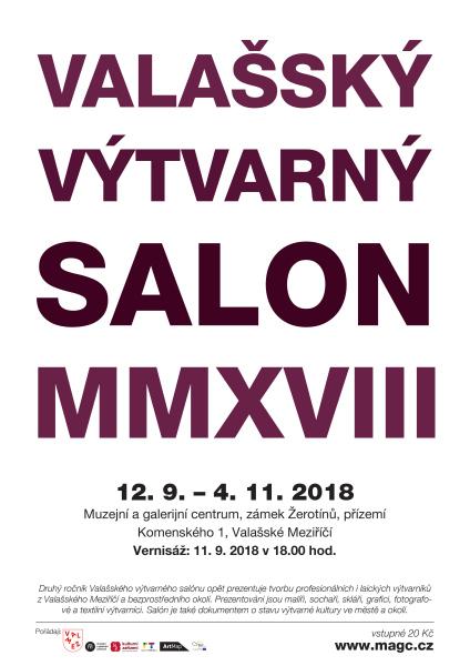 VALAŠSKÝ VÝTVARNÝ SALON 2018