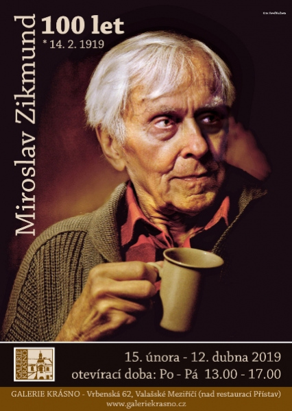 Miroslav Zikmund 100 let