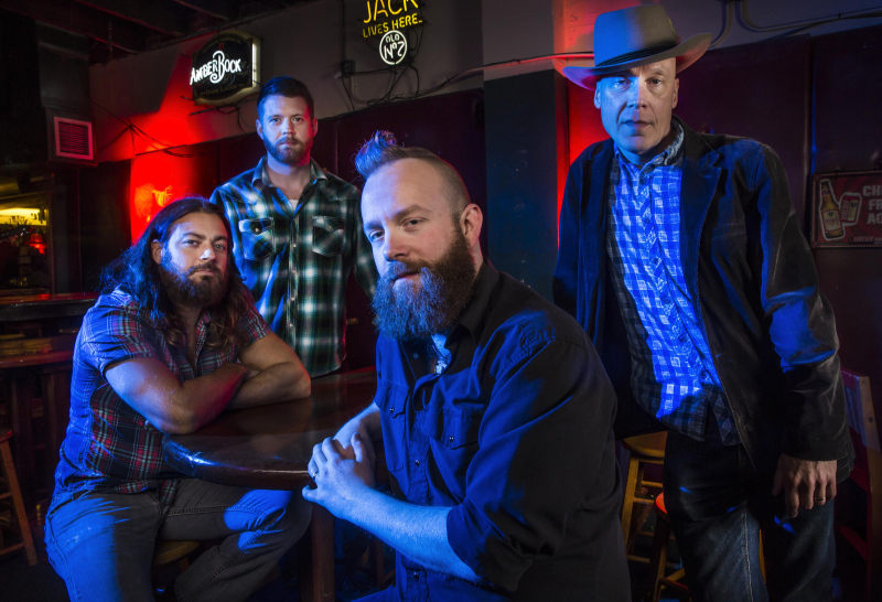 Dustin Arbuckle & The Damnations (USA)