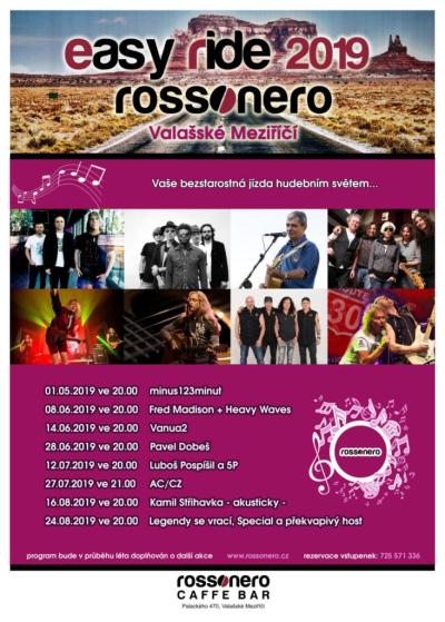 Hudební večery v Rosso Nero