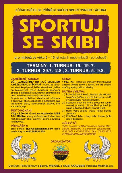Sportuj se SKIBI