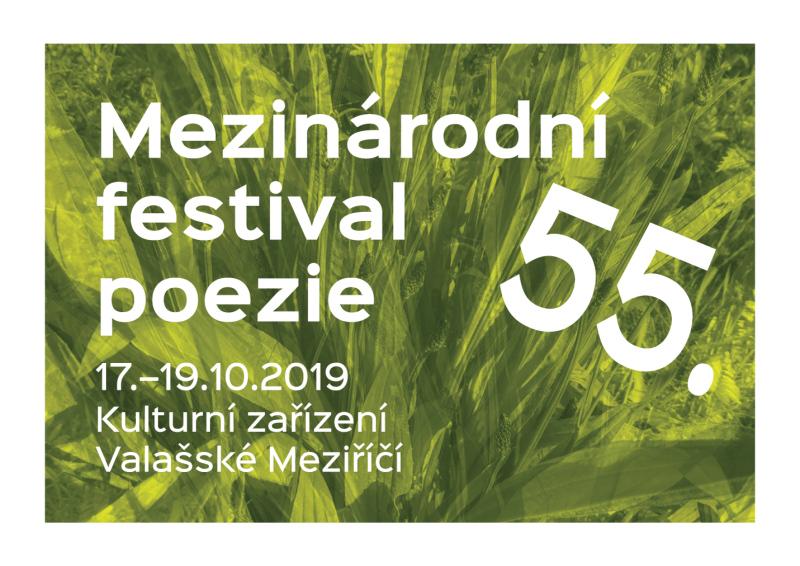 55. Mezinárodní festival poezie