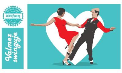 Bezplatná ukázková hodina tanečního klubu Swing Dance