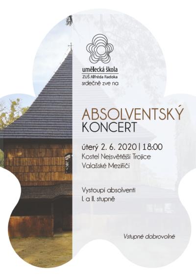 Absolventský koncert žáků