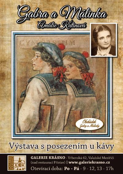 Gabra Málinka - Amálie Kutinová