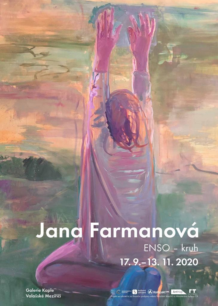 Jana Farmanová – ENSO – kruh