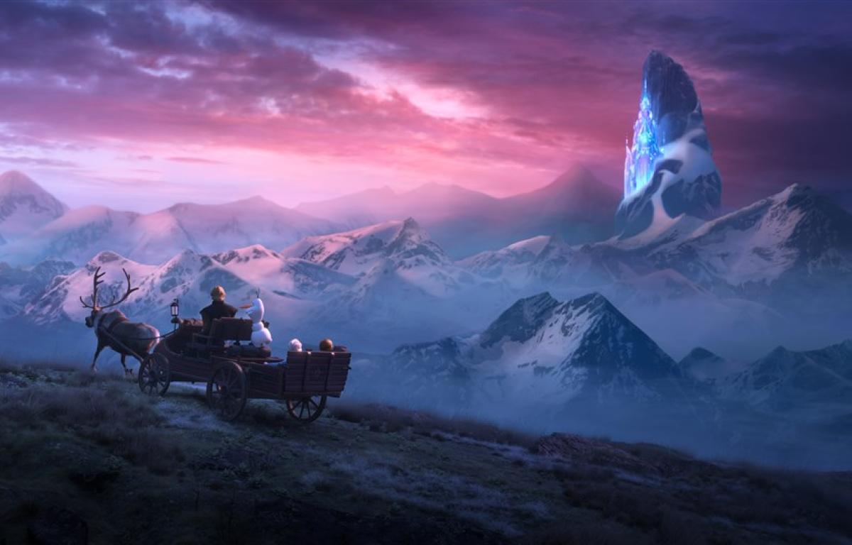 Ledové království II