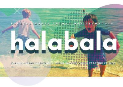 HALABALA Open party