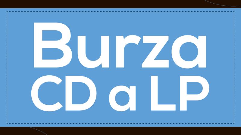 Burza LP & CD