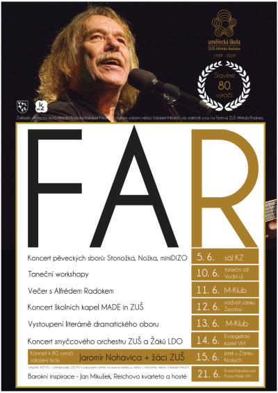 Festival Základní umělecké školy Alfréda Radoka