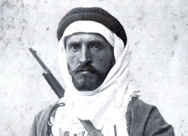 Pavel Žďárský - Alois Musil, beduínský šejch