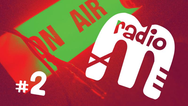 Radio M #2 — Houby